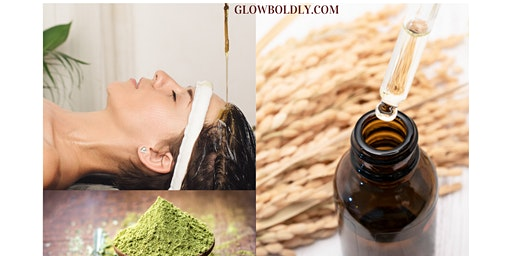 "DIY Natural & Ayurvedic Hair Care ""Pre-Shampoo"""