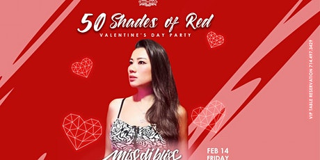 50 Shades of Red with Miss DJ Bliss tickets