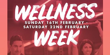 WELCOME TO WELLNESS WEEK @ WILLIAMSTOWN tickets
