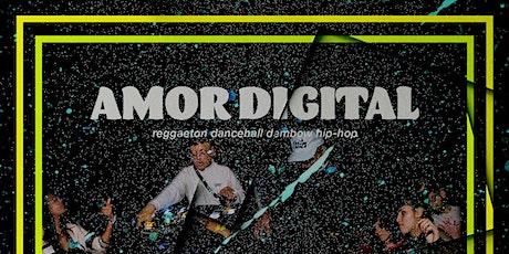 Amor Digital: Soundtrack by Juanny Depp tickets