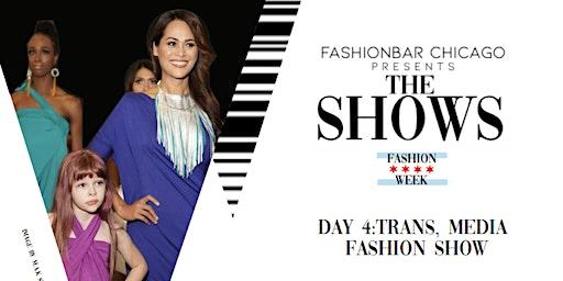Day 4 THE SHOWS presented by FashionBar:  F/W 2020 Trans, Media and Fashion