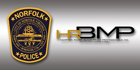 Norfolk PD Guns Down Movement Forum In Partnership With HRBMP tickets