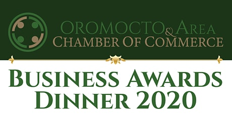 Business Awards Dinner 2020 tickets