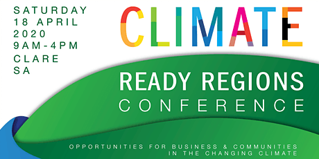 Climate Ready Regions Conference South Australia tickets