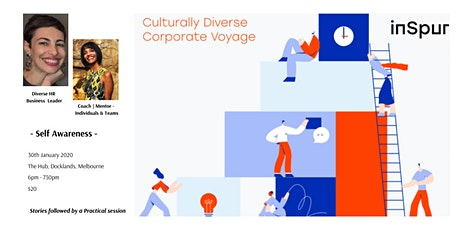 Culturally Diverse - Corporate Voyage | Self Awareness tickets