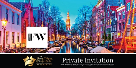 Modeling Opportunity during IFW International Fashion Week Amsterdam tickets