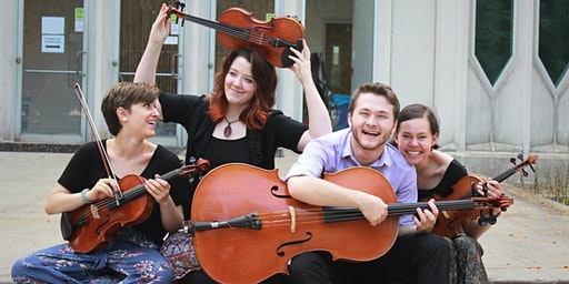 Quartet Davis in Cambridge