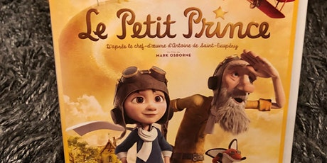 Ciné-kid - French Movie Night: Le petit Prince  tickets