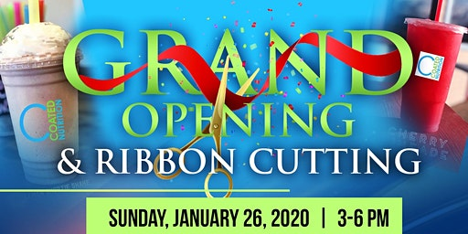 Coated Nutrition Grand Opening