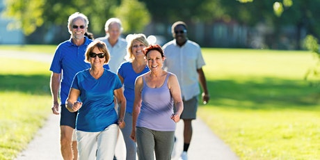 Seniors' Walking Club tickets