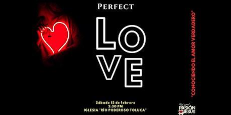 Perfect Love boletos