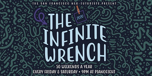 The Infinite Wrench @ The EXIT