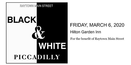 Black & White Piccadilly tickets