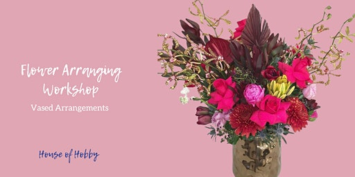 Blooms & Bubbles - Vased Flower Arrangements