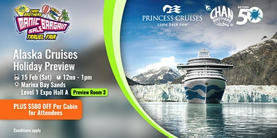 Alaska Cruises Holiday Preview