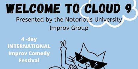 Cloud Nine: UIG's 9th Annual Improv Festival tickets