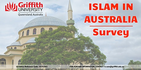 Islam in Australia Survey Results! Presentation & Focus Group (Perth) tickets