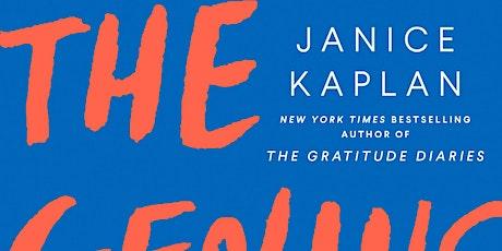 "ULCC Meet Author:  Janice Kaplan ""The Genius of Women"" tickets"