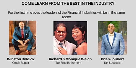 2020 Vision of Wealth: Come Learn from the Best in the Industry tickets