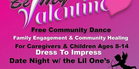 Free Community Dance for Caregivers and Children tickets