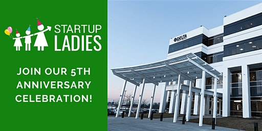 Startup Ladies 5th Anniversary Celebration at Delta Faucet