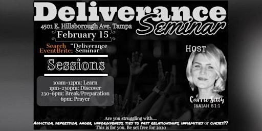 Deliverance Seminar