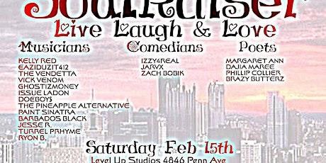 SoulRaiser: Live, Laugh, & Love tickets