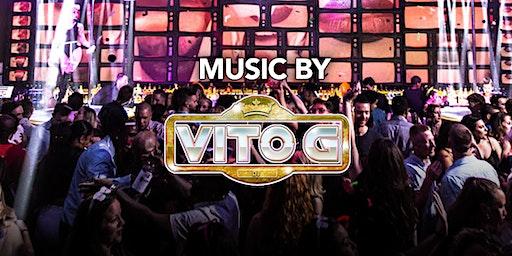 DJ Vito G at Kiss Kiss  Free Guestlist - 1/18/2020