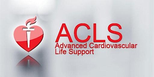 AHA Advanced Cardiovascular Life Support (ACLS)