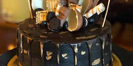 FERIA TENTARTE TALLER DE DRIP CAKE