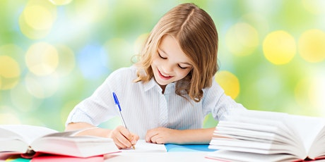 Effective Writing Workshop for Children -  Ages 7-9yrs ONLY tickets
