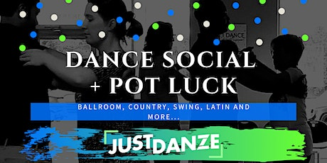Dance Social + Pot Luck tickets