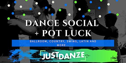 Dance Social + Pot Luck