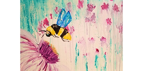 """Adult Open Paint (18yrs+) """"Bee utiful"""" tickets"""