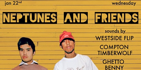 Foreign Posse Presents Neptunes + Friends  tickets