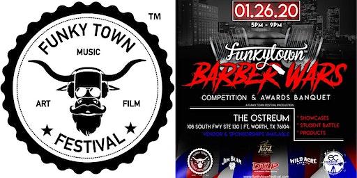 FunkyTown Festival - Barber Wars Competition - Vendor Enrollment