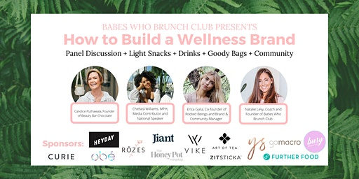 Babes Who Brunch Club LA: How to Build a Wellness Brand