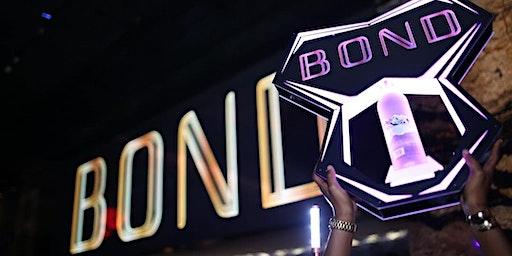 Bond Saturdays at Bond at SLS Baha Mar Free Guestlist - 3/28/2020