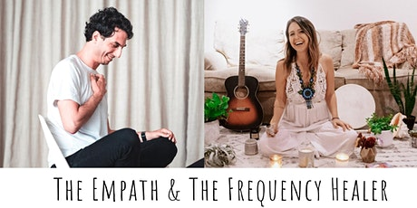 The Empath & The Frequency Healer tickets