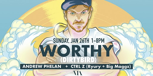 WORTHY (Dirtybird) @ Hotel Via Rooftop