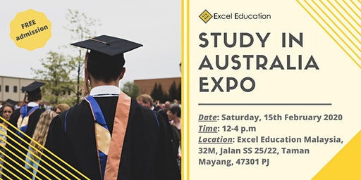 Study in Australia Education Expo