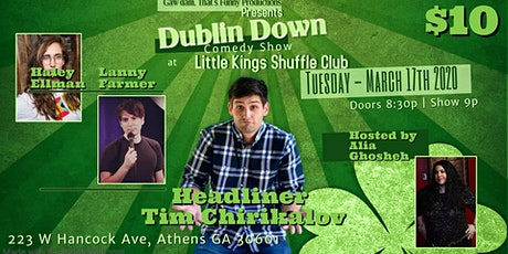 Dublin Down Comedy Show tickets