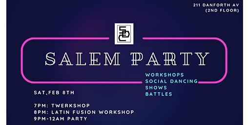 Salem Studio Party