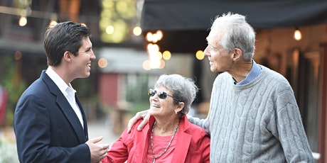 Neighborhood Discussion w/ Max Perrey, Mill Valley City Council Candidate tickets