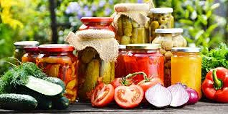 Fermenting Foods  tickets
