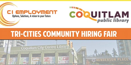 Tri-Cities Community Hiring Fair | Now Hiring tickets