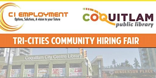Tri-Cities Community Hiring Fair | Now Hiring