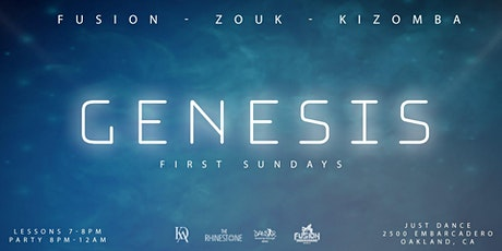 Genesis: First Sundays tickets