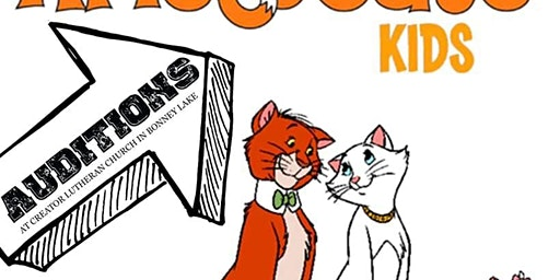 Auditions: The Aristocats Kids