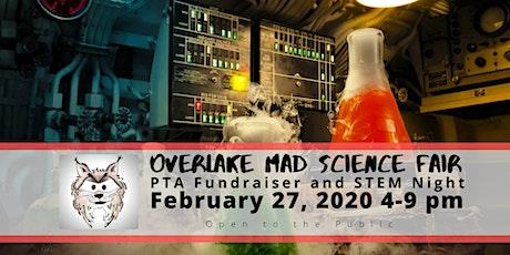 Mad Science Fair - Stem Night tickets